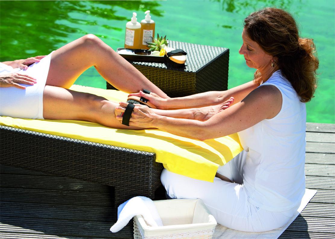 EnergieBürsten-Massage